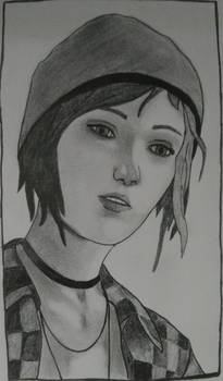 Younger Chloe Price by DanielHugoGray