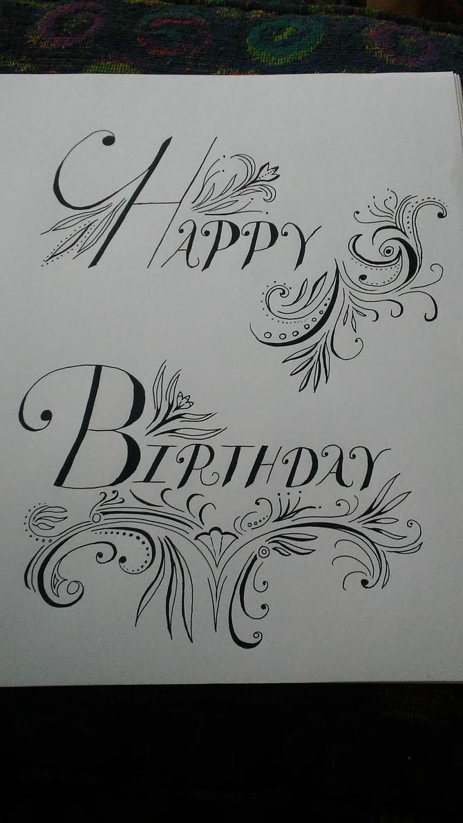 Happy Birthday HannaIDA by PianoWeb