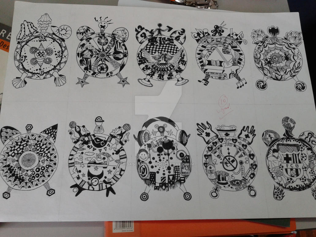 Drawing With Lines And Dots : Combination of lines and dots ideas 2 by jason1014wei on deviantart