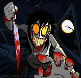 Jeff the Killer by StrikeList