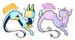 TV Noodle Adopts [ CLOSED ]