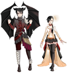 [Black Camellia Designs] Batch#4 ~ Hopeless by SoulfulDusk