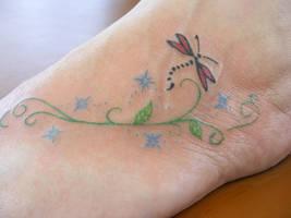 Dragonfly by spidey1