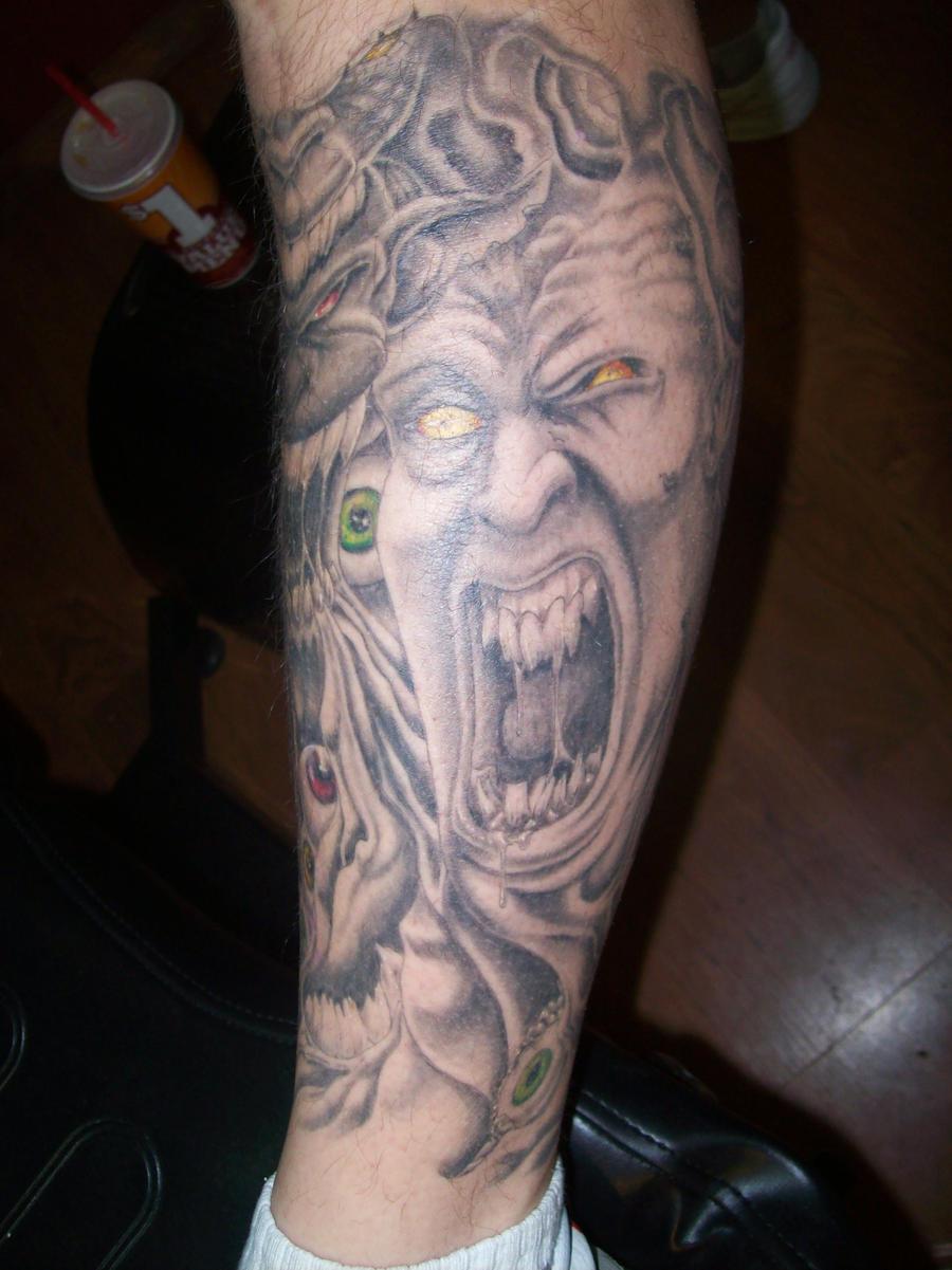 Tortured souls healed 3 by spidey1 on deviantart for Tortured souls tattoo