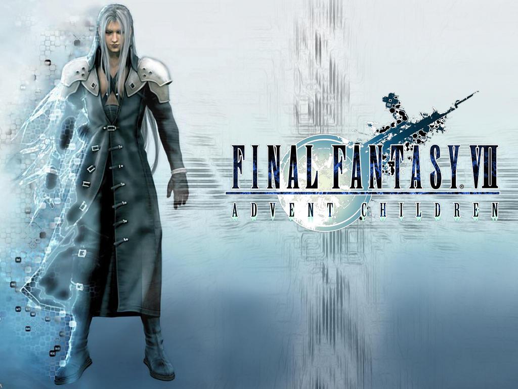 Final Fantasy Vii Advent Children 2005 The Glitch