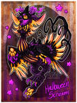 SPECIAL HALLOWEEN BYUBUU - AUCTION - CLOSED