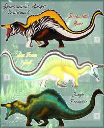 Spinosaurus Adoptable - [OPEN]