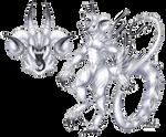 [COM] - Isolde creature form design