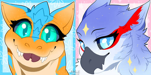 [COM] - Icing and Moonlight icons