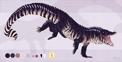 [COM] - Kaprosuchus design