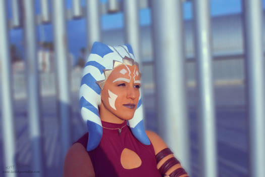 Ahsoka Tano clone wars a-new-future