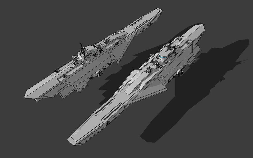 Champion-Class Destroyer by TheOrangeGuy