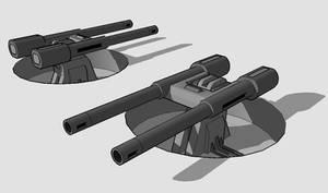 Scorpion Artillary Cannon