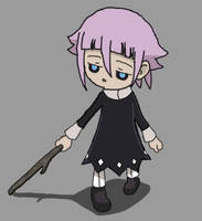 Kid Crona by sluethwolf