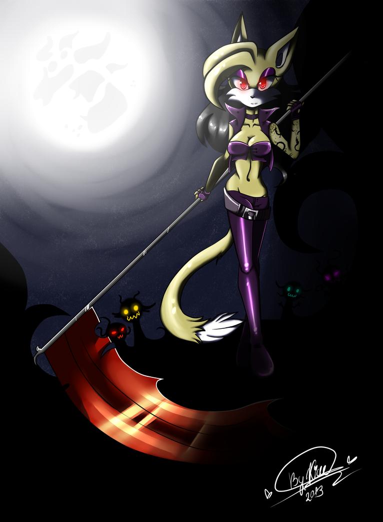 .: Dark Kimmi :. by Luxsia