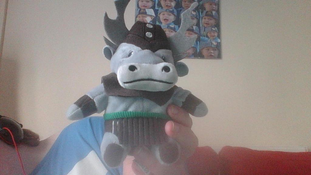 Kung Fu Panda 3 Kai Beanie Toy By Spongezoepastelpants On Deviantart