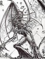 Cthulu: Tonight the Stars Fall by Grim-Inc