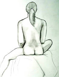 Gesture Drawing J