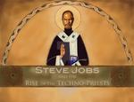 Techno-Priest Illustration