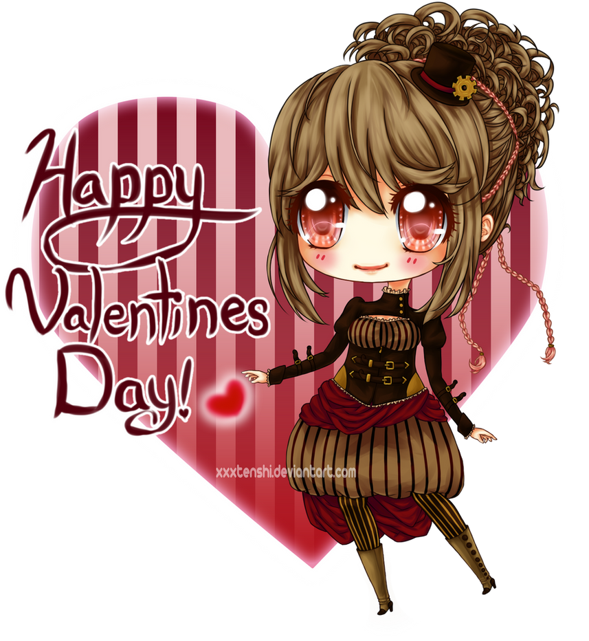 :TOT: Valentines card thingy by Toteruu