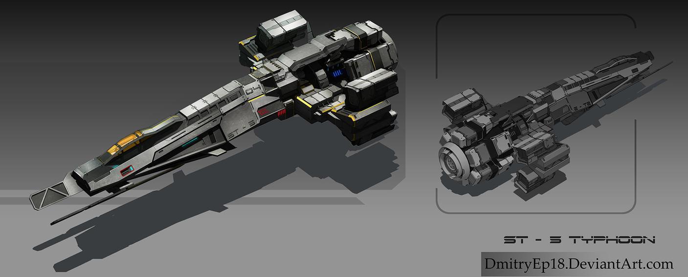 Bomber concept by DmitryEp18