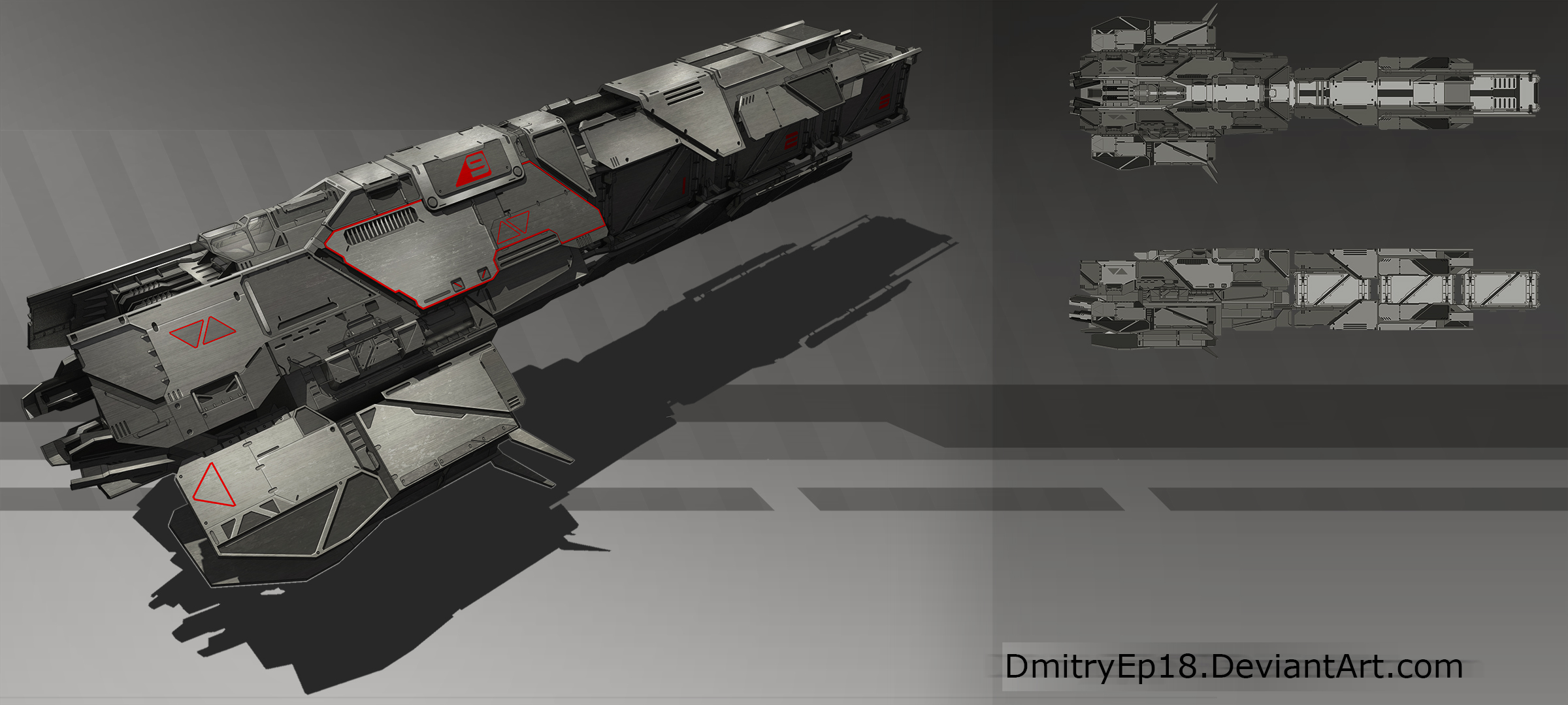 Transport concept by DmitryEp18