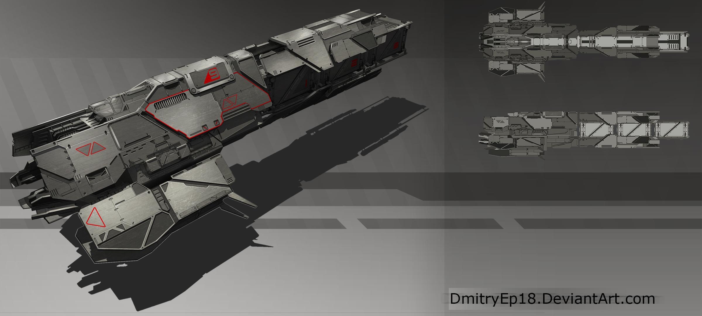 Transport concept by DmitryEp18