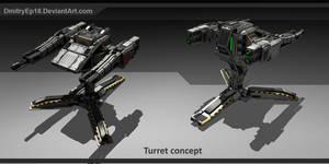 Turret concept