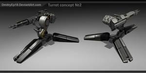 Turret concept #2
