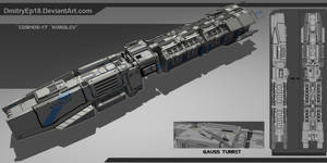 Kovalev mobile base concept by DmitryEp18