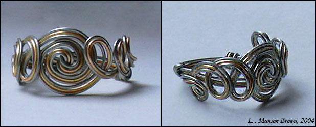 Celtic Knot Ring by manson-brown