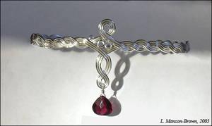 Mother Goddess Bracelet by manson-brown