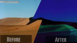 Desert Boredom Comparison