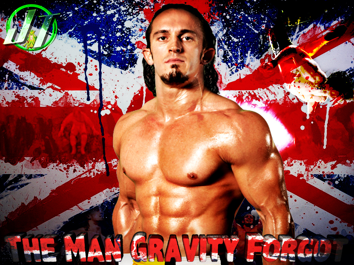 Adrian Neville Wallpaper By WWEDudeTrunks07 On DeviantArt