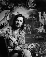 Moi In the Studio 1975 by ArtOfTheMystic