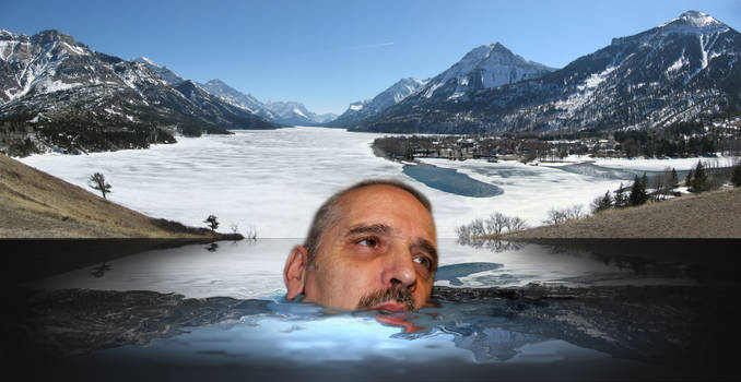 Waterton Winter Immersion