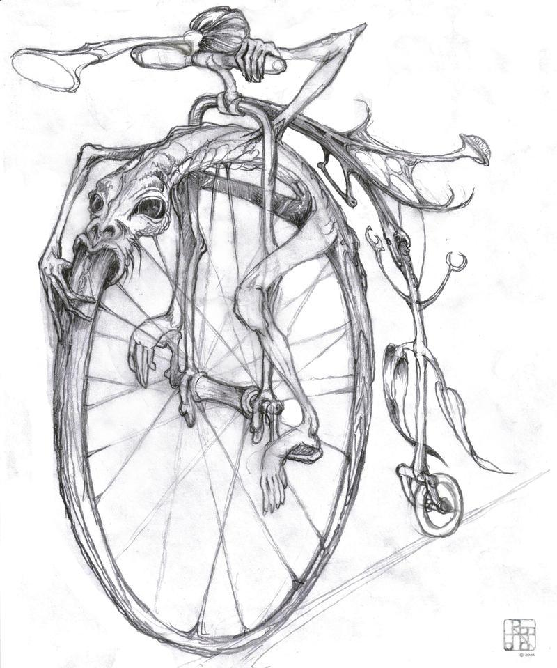 Perpetual Motion Machine by ArtOfTheMystic