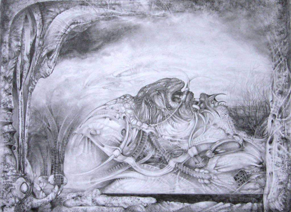 YMIR AT REST by ArtOfTheMystic