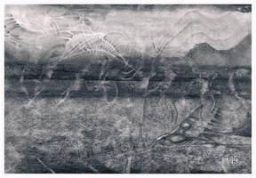 Zerknitterte Landschaft by ArtOfTheMystic