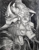 BOGOMILS DUCKHUNTING MASK II by ArtOfTheMystic