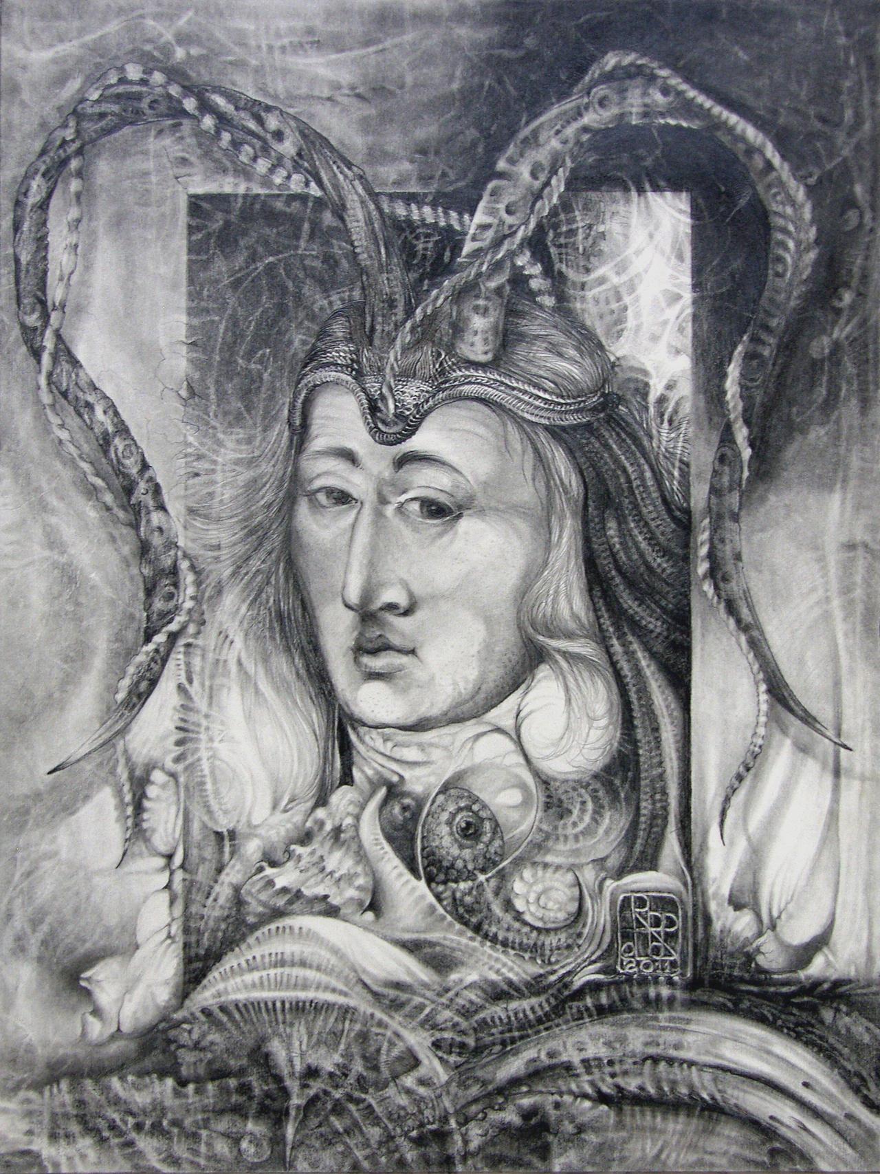 WIZARD OF BOGOMIL'S ISLAND - THE FOMORII CONJURER