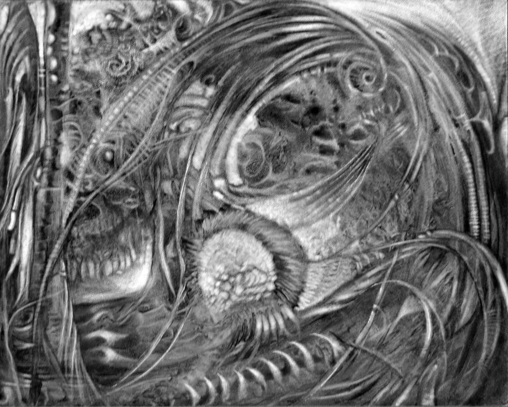 UNTITLED Charcoal-3 by ArtOfTheMystic