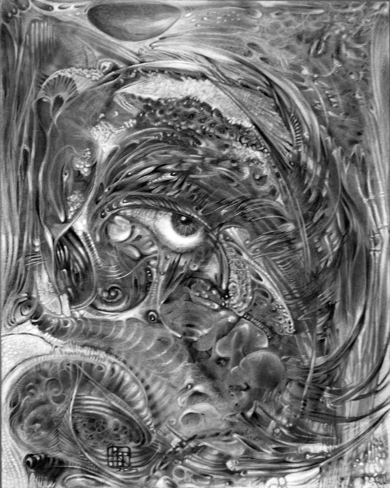 UNTITLED Charcoal-4 by ArtOfTheMystic