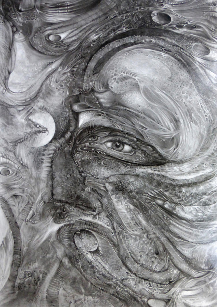 KRIX KRAX SPIRIT GUIDE by ArtOfTheMystic