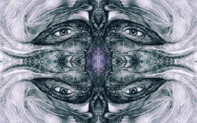 KRIX KRAX - THE EYES HAVE IT by ArtOfTheMystic