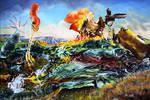 Bogomils Fantastic Landscape