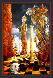 Bogomils Lost City by ArtOfTheMystic