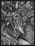 Jabberwocky Detail