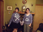 Wheezing Couple's Costume by KillerCaitie