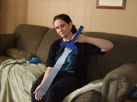 Master Sword by KillerCaitie